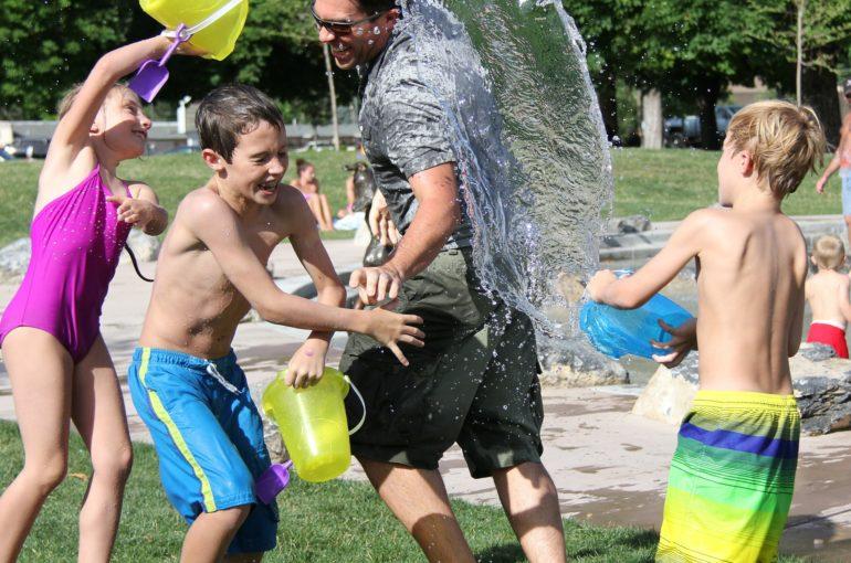 Qué Actividades Realizar con Niños Pequeños en Vacaciones